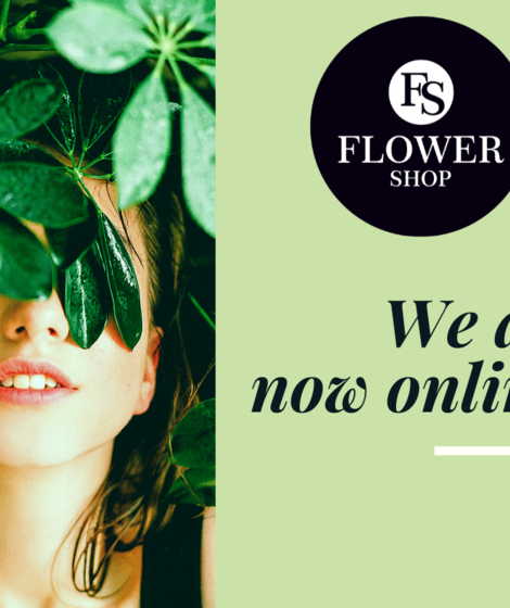 Inaugurare Website Flower Shop