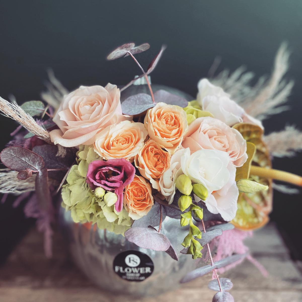 Bostan argintiu -mix flori